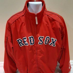 Boston Red Sox Majestic Authentic Jacket